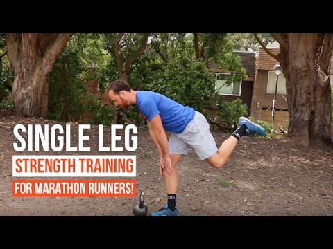 Single Leg Strength Training for Marathon Runners!