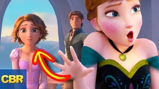 10 Paused Disney Moments Animators Dont Want You To Find