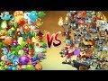 PvZ 2 EPIC!!! - Todas las Plantas vs Todos los Zombies - All Plants vs All Zombies