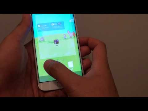 Samsung Galaxy S6 Edge: How to Change Home Screen Icon Size to Make It Smaller