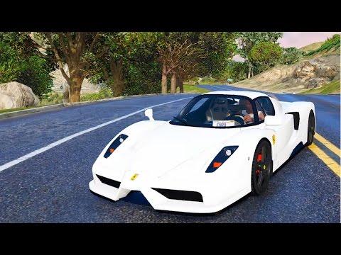 Ferrari Enzo & Gemballa MIG U1 Tuning - GTA MOD