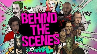 Suicide Squad HISHE - Behind the Scenes