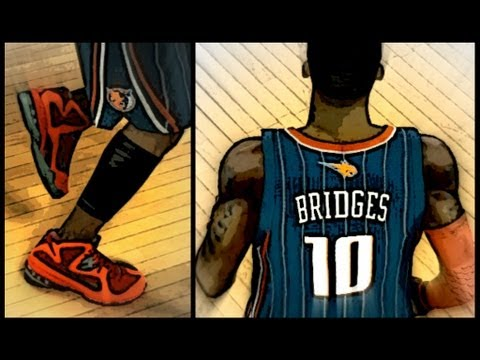 NBA 2k12 My Player: How to Customize Nike ID Shoes for My Player | J Smoove Dunk Package