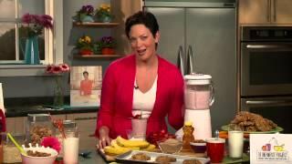 Heart Healthy Recipe from Food Network Host, Ellie Krieger | GulluTube