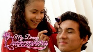 My Dream Quinceañera - Mia Ep 1 - Doing My Boyfriends Makeup