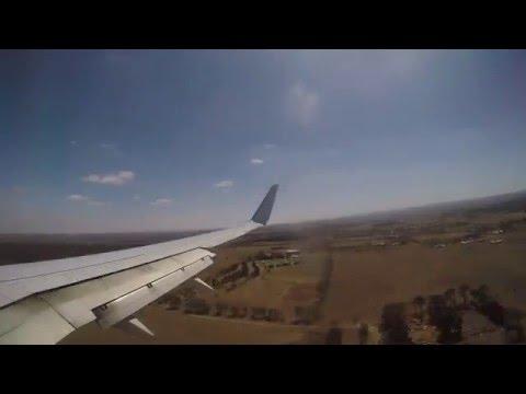 Flying over Australia in 1 minute