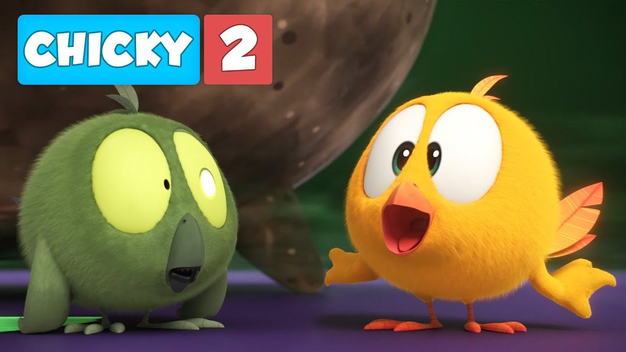 Where's Chicky? SEASON 2 | ZOMBIE CHICKY | Chicky Cartoon in English for Kids