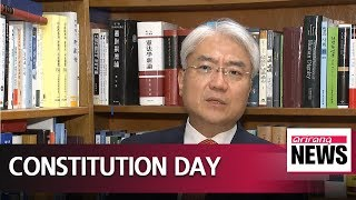 S. Korea observes 70th Constitution Day amid calls for revision