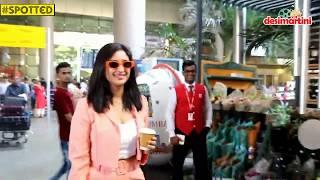 SPOTTED - Alia Bhatt, Sidharth Malhotra & Riteish Deshmukh