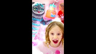 Nastya and her Birthday Party 7 years old.