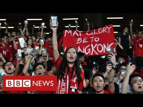 China condemned over new Hong Kong security laws - BBC News