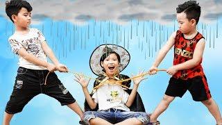 Con Nhện Đáng Thương Và Mụ Phù Thủy Độc Ác ♥ Min Min Tv Minh Khoa