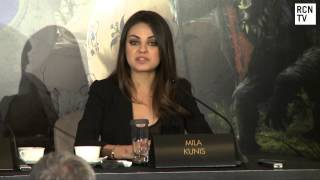Mila Kunis Defends Seth MacFarlane Oscars Hosting