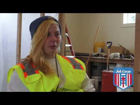 Job Corps Voices - Chloe and Work Ethic - Career Training and Education