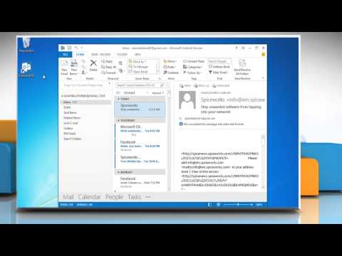 How to Add Image to a Contact in Microsoft® Outlook 2013 on Windows® 7