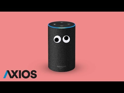 """Should you say """"please"""" to Alexa?"""