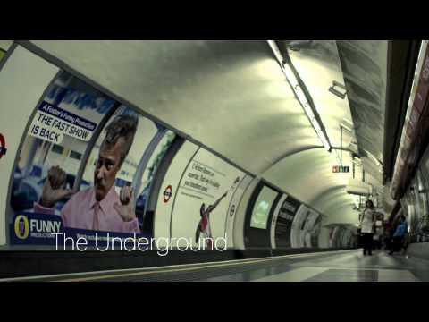 The Underground Time Lapse
