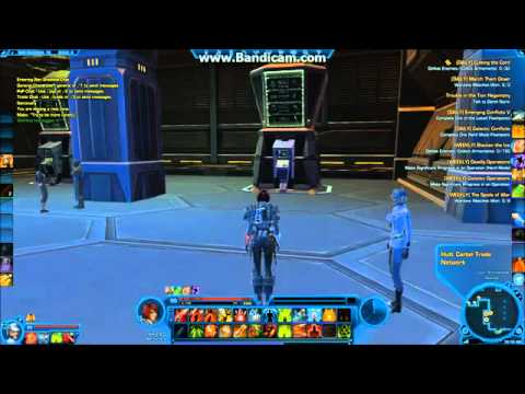 SWTOR Account - Basic Guide to Transfer Credits Between Factions Walkthrough