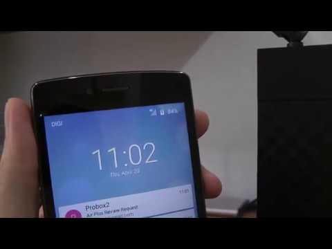 Digi Infinite Android USB Tethering Router Setup