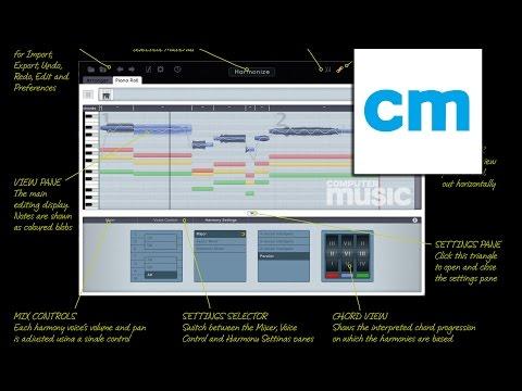 FREE VST/AU harmoniser: zplane Vielklang 2 CM