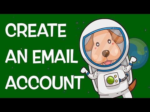 How to Create an Email Account with your Business Name