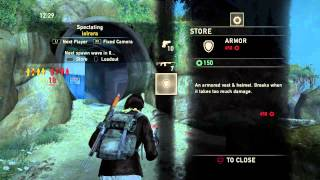 The Last of Us™ Remastered multiplayer, supply raid on beach.