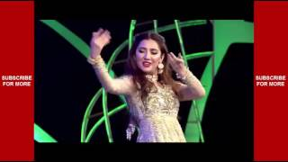 Humayun Saeed best dance with Mahira Khan at the event 15th Lux Style Awards