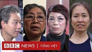 Bãi Tư Chính, đối sách và Hội nghị TƯ 11 của Đảng Cộng sản  –BBC News Tiếng Việt