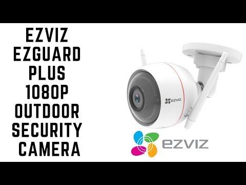 Ezviz ezGuard Plus 1080p Outdoor Security Camera