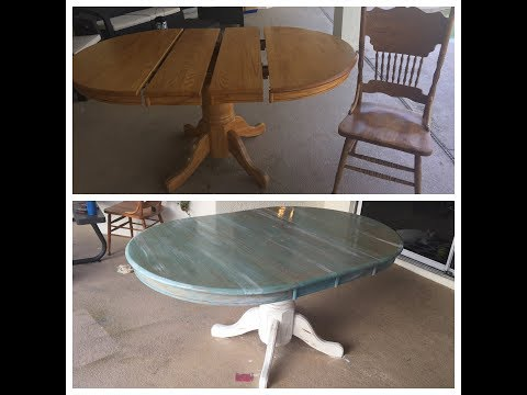 Dining Room Table Diy