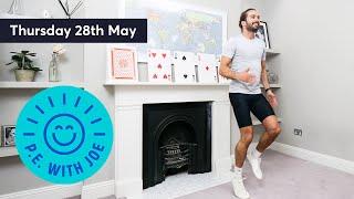 PE With Joe | Thursday 28th May
