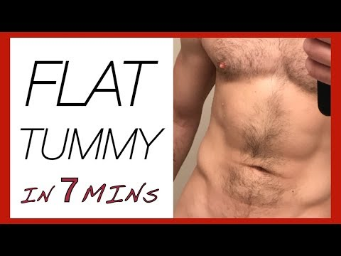 How to GET A FLAT STOMACH in 7 MINUTES  | Top 5 Ball Exercises to Get Rid of Your Belly