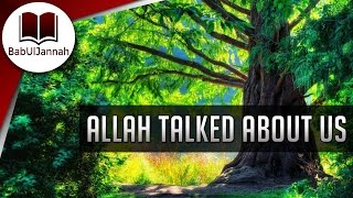 This Is What Allah Said About Us!! - Nouman Ali Khan | Powerful Reminder | BabUlJannah