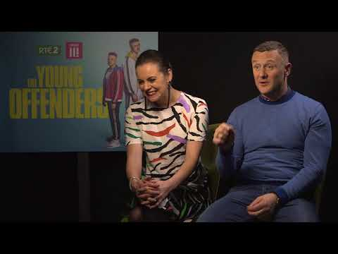 Hilary Rose & PJ Gallagher (The Young Offenders) on PLAN B
