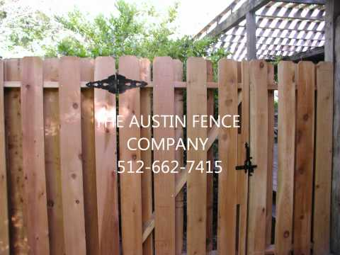 SHADOW BOX FENCE AUSTIN TX.512-949-8943