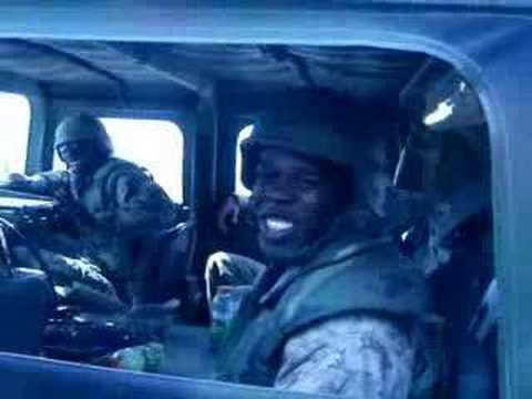 Marines Havin Fun in the 29 Palms Desert