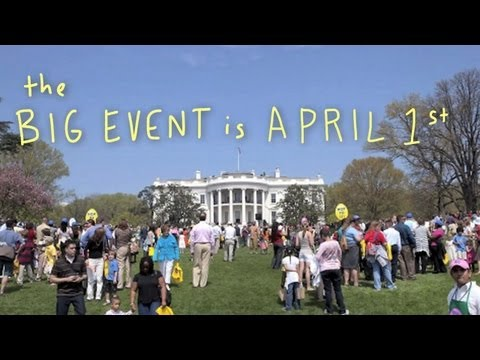 Introducing the 2013 White House Easter Egg Roll