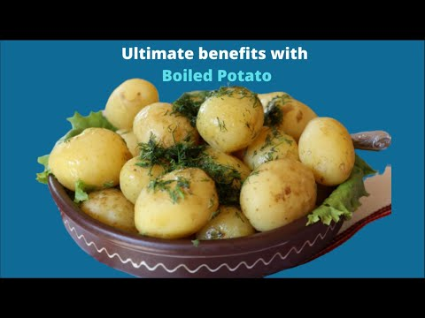 The Quantity of Calories in Boiled Potatoes - Plus100years