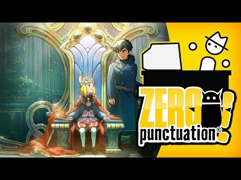 Ni No Kuni 2: Revenant Kingdom (Zero Punctuation)