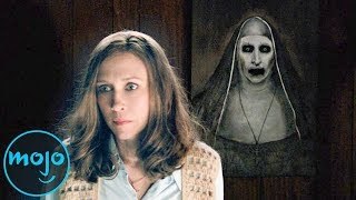 Top 10 Scariest Moments From The Conjuring Franchise