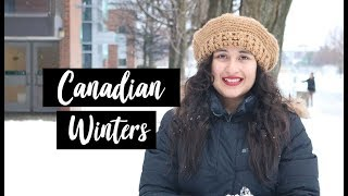 7 Tips to Survive Winter in Canada | Indian Gal in Canada