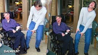 6 Bromas de Stephen Hawking que aún nos hacen morir de risa