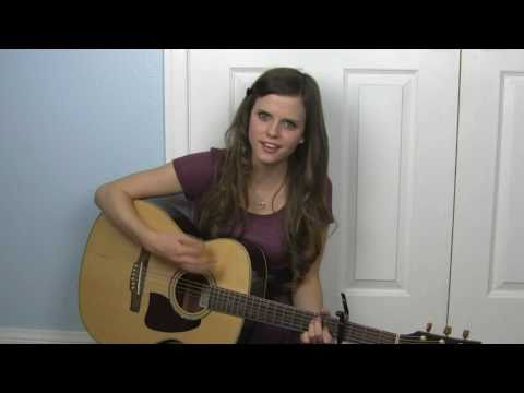 Moment In Time - Tiffany Alvord (Original) (Live Acoustic)