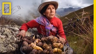 From Farm to Table | Nat Geo Live