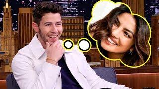 Nick Jonas EXCITED About LIFE With Priyanka Chopra, Talks About Roka in Mumbai