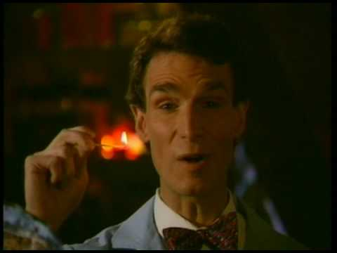 Bill Nye The Science Guy on Heat (Full Clip)