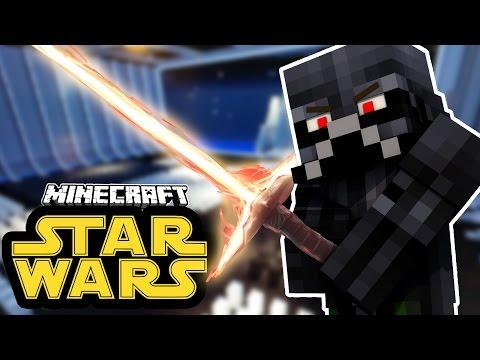 STAR WARS LIGHTSABERS IN MINECRAFT!! | Minecraft Mods