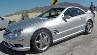 Mercedes SL55 AMG - One Take