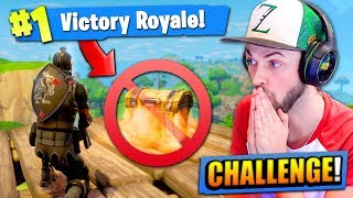 The NO CHEST CHALLENGE in Fortnite: Battle Royale!