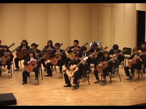Canon guitar ensemble arr. Y.S.P